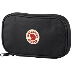 Fjallraven Kanken Travel Wallet-Black
