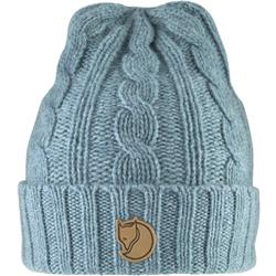 Fjallraven Braided Knit Hat-Frost Green