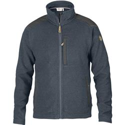 Fjallraven Buck Fleece - Mens-Graphite