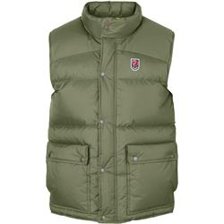 Fjallraven Expedition Down Lite Vest - Mens-Green