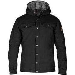Fjallraven Greenland No. 1 Down Jacket - Mens-Black