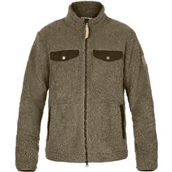Fjallraven Greenland Pile Fleece - Mens-Taupe