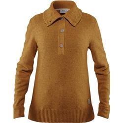 Fjallraven Greenland Re-Wool Sweater - Womens-Acorn