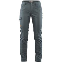 Fjallraven Greenland Stretch Trousers, Reg - Womens-Dusk