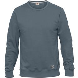 Fjallraven Greenland Sweatshirt - Mens-Dusk