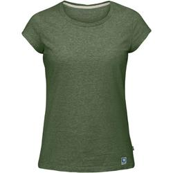 Fjallraven Greenland T-Shirt - Womens-Fern