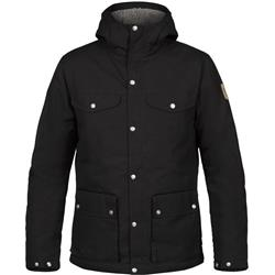 Fjallraven Greenland Winter Jacket - Mens-Black