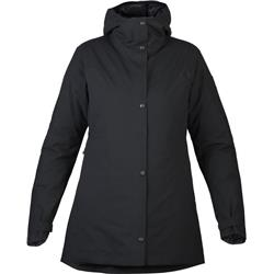 Fjallraven HC Eco-Shell Padded Parka - Womens-Black
