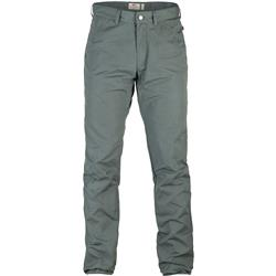 Fjallraven High Coast Fall Trousers - Mens-Ash Grey