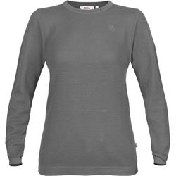 Fjallraven High Coast Merino Sweater - Womens-Fog