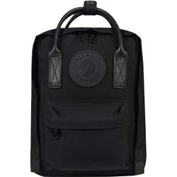 Fjallraven Kanken No. 2 Mini - Black-Black