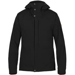 Fjallraven Keb Touring Jacket - Mens-Black