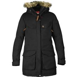 Fjallraven Nuuk Parka - Womens-Black