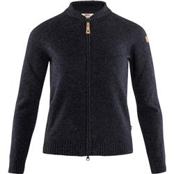 Ovik Re-Wool Zip Jacket - Womens