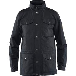 Fjallraven Raven Padded Jacket - Mens-Black