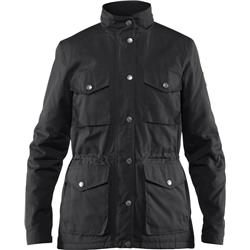 Fjallraven Raven Padded Jacket - Womens-Black