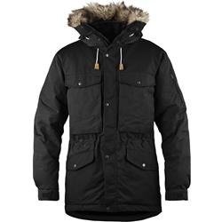 Fjallraven Singi Down Jacket - Mens-Black