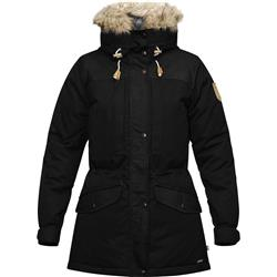 Fjallraven Singi Down Jacket - Womens-Black
