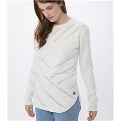 tentree Forever After Sweater - Womens -Marshmallow