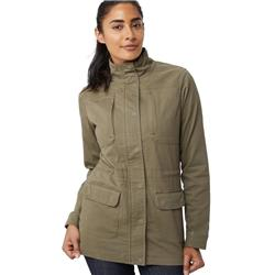 tentree Node Jacket - Womens-Olive Night
