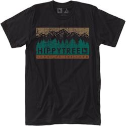 Hippy Tree Rangeview Tee - Mens-Black