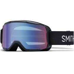 Smith Optics Daredevil, Black Frame, Blue Sensor Mirror Lens (Xtra Lens Not Included) - Kids-Not Applicable