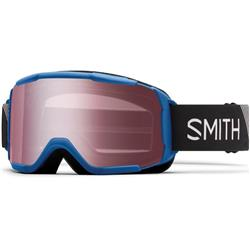 Smith Optics Daredevil, Blue Strike Frame, Ignitor Mirror Lens (Xtra Lens Not Included) - Junior-Not Applicable