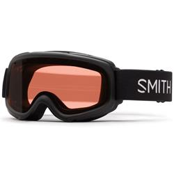 Smith Optics Gambler, Black Frame, RC36 Lens (Xtra Lens Not Included) - Kids-Not Applicable