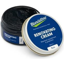 Blundstone Renovating Cream 50ml-Black