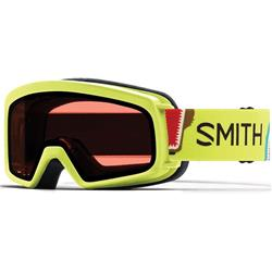 Smith Optics Rascal, Acid Animal Mouth Frame, RC36 Lens (Xtra Lens Not Included) - Junior-Not Applicable