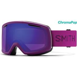 Smith Optics Riot, Monarch Frame, Chromapop Everyday Violet Mirror Lens (Extra Lens : Yellow)-Not Applicable