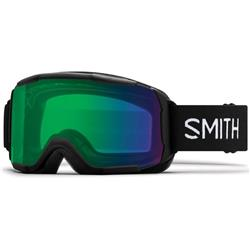 Smith Optics Showcase OTG, Black Frame, Chromapop Everyday Green Mirror Lens (Xtra Lens Not Included)-Not Applicable