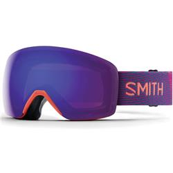 Smith Optics Skyline, Frequency Frame, Chromapop Everyday Violet Mirror Lens (Xtra Lens Not Included)-Not Applicable