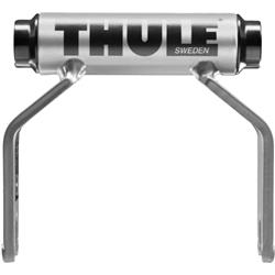Thule 12mm Thru Axle Adapter-Silver