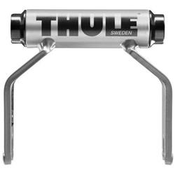 Thule 15mm X 110 Boost Thru Axle Adapter-Silver