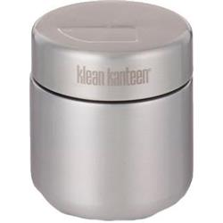 Klean Kanteen 8oz / 237ml Food Canister with Stainless Lid-Brushed Stainless