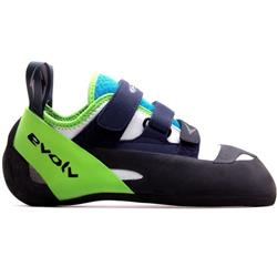 Evolv Supra - Mens-White / Neon Green