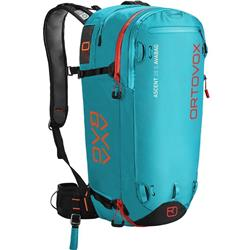 Ortovox Ascent 28 S Avabag Kit-Aqua