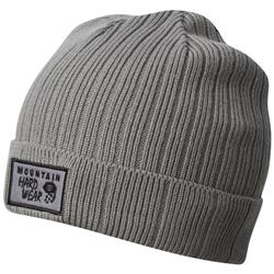 Mountain Hardwear MHW Logo Beanie-Manta Grey