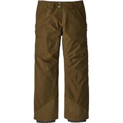 Patagonia Powder Bowl Pants, Reg - Mens-Sediment