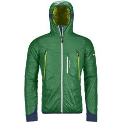 Ortovox Piz Boe Jacket - Mens-Irish Green