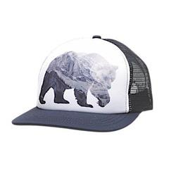 Ambler  Grizzly Trucker - Mens-Navy