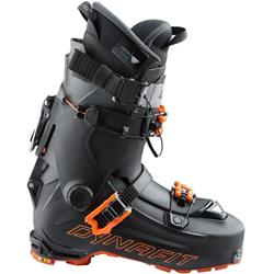 Dynafit Hoji Pro Tour Boots - Mens-Asphalt / Fluo Orange