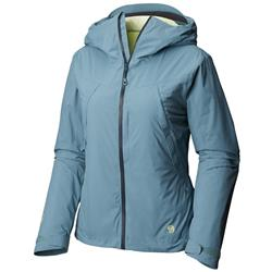 Mountain Hardwear Marauder Jacket - Womens-Lakeshore Blue