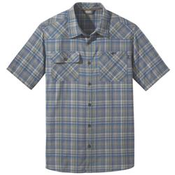 Outdoor Research Growler II Shirt - Mens-Pewter Plaid
