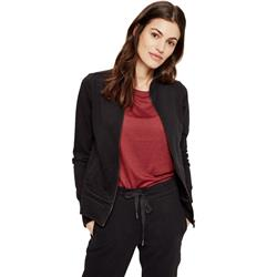 Lole Essence Cardigan - Womens-Black