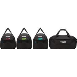 Thule GoPack Duffel Set (4-Pack)-Black