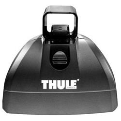 Thule Podium Foot Half Pack w/Kit 3101-Black