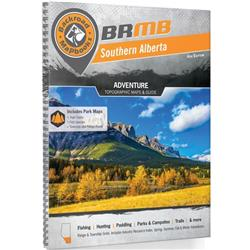Backroad Mapbooks Backroad Mapbooks - Southern Alberta-Not Applicable