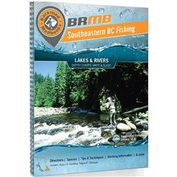 Backroad Mapbooks South Eastern BC Fishing - 3rd Edition-Not Applicable